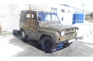 УАЗ 469 1985