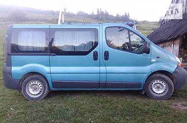 Nissan Primastar пасс. 2006