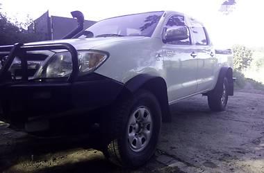 Toyota Hilux 2.5 D 2007