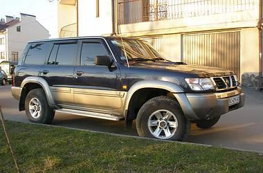 Nissan Patrol 300 GDI 2002