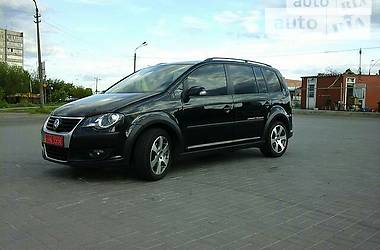 Volkswagen Touran Highline 2008
