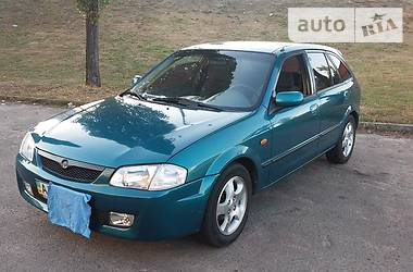 Mazda 323 1998