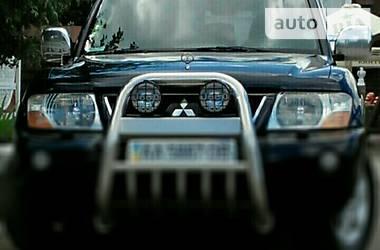 Mitsubishi Pajero 3.8i 2006