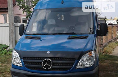 Mercedes-Benz Sprinter 316 груз. 316 2011