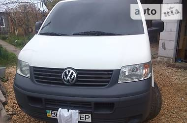 Volkswagen T5 (Transporter) груз 2007