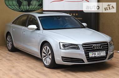 Audi A8 2.0 TFSI HYBRID 2012