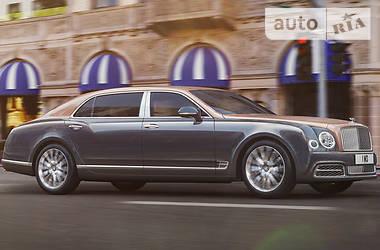 Bentley Mulsanne Extended Wheelbase 2017