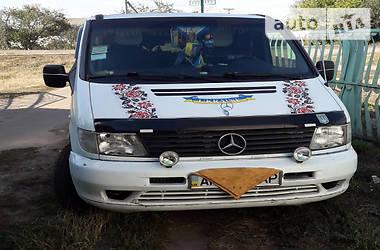 Mercedes-Benz Vito пасс. 110D 1998