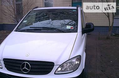 Mercedes-Benz Vito пасс. 120 2007