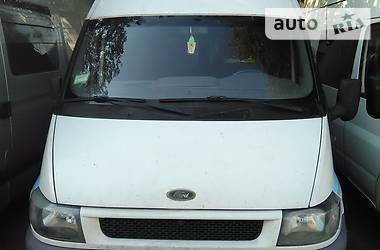 Ford Transit Van 2004