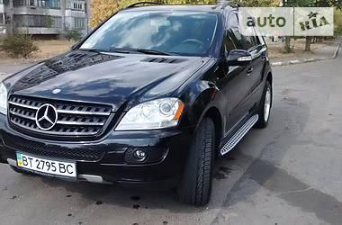 Mercedes-Benz ML 350 ML350 4MATIC 2007