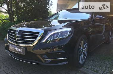 Mercedes-Benz S 350 4Matic Long AMG FULL 2016