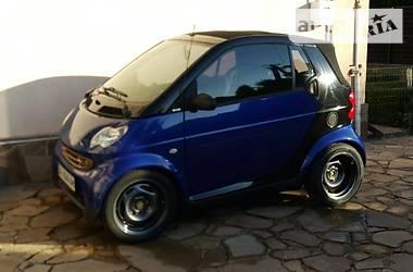Smart Cabrio Pulse 2002