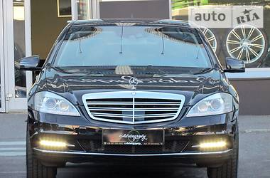 Mercedes-Benz S 600 GUARD B7 2011