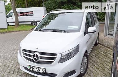 Mercedes-Benz V 220  Lang AT 2014