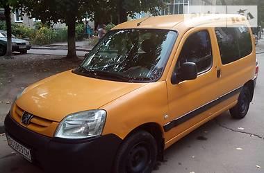 Peugeot Partner пасс. 1.9D 2004