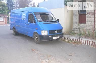 Volkswagen LT груз. Spark 2000