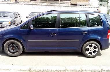 Volkswagen Touran 1.6 FSI 2005