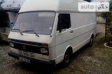 Volkswagen LT груз. 1990