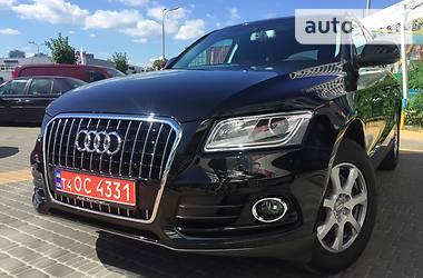 Audi Q5 2.0 TDI DSG LED 2014