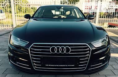 Audi A7 3.0TDI Quattro 272PS 2016