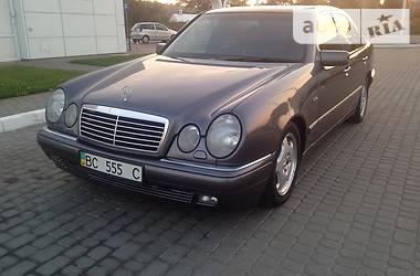 Mercedes-Benz E-Class W210 (ELEGANCE) 1996