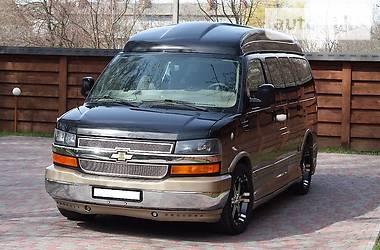 Chevrolet Express пасс. LimitedSE 2008
