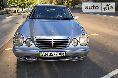 Mercedes-Benz E-Class E320 2001
