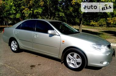 Toyota Camry 2.4 2004