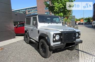 Land Rover Defender 90 2.2 D 2015