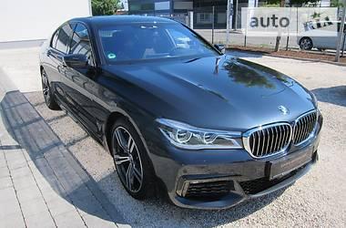 BMW 730 xDrive M-Sport G11 2016