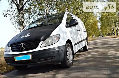 Mercedes-Benz Vito груз. 2005