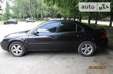 Ford Mondeo 2.5 V6 2003