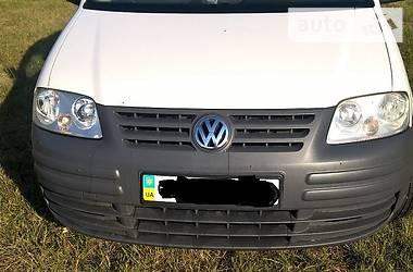 Volkswagen Caddy груз. 1.9 TDI 2008