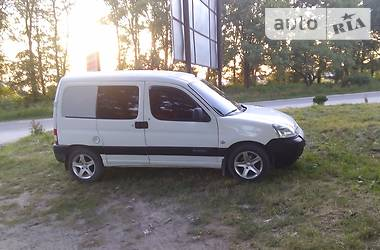 Citroen Berlingo груз. 2007