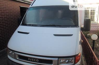 Iveco Daily пасс. 35С11 1999