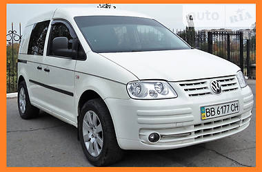Volkswagen Caddy пасс. 2.0 Ecofuel 2009