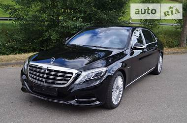 Mercedes-Benz S 500 MAYBACH 4-Matic 2017