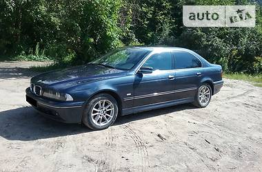 BMW 530 E39 2002