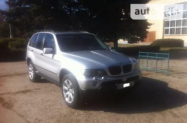 BMW X5  3.0 218KV 2004