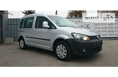 Volkswagen Caddy пасс.  2011