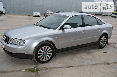 Audi A6 2.5TDI V6 2002