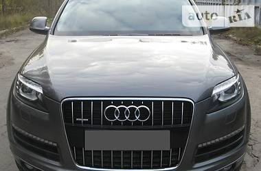 Audi Q7 3.0 TDI 2012