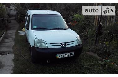 Peugeot Partner груз. 1.4і 2006