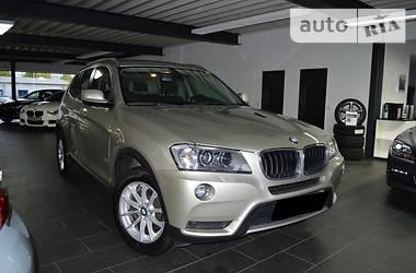BMW X3 2.0d xDrive 2012