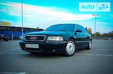 Audi A8 4.2 quattro LONG 2000