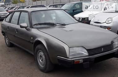 Citroen CX 2.5 GTI Turbo 1987