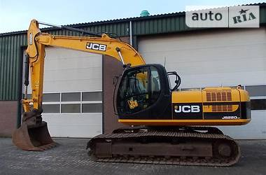 JCB JS 220 LC 2011