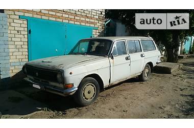 ГАЗ 2402 1985