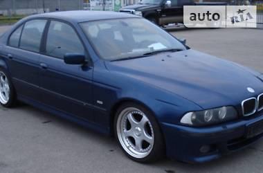 BMW 525 2.5 I. M.PAKET 2002
